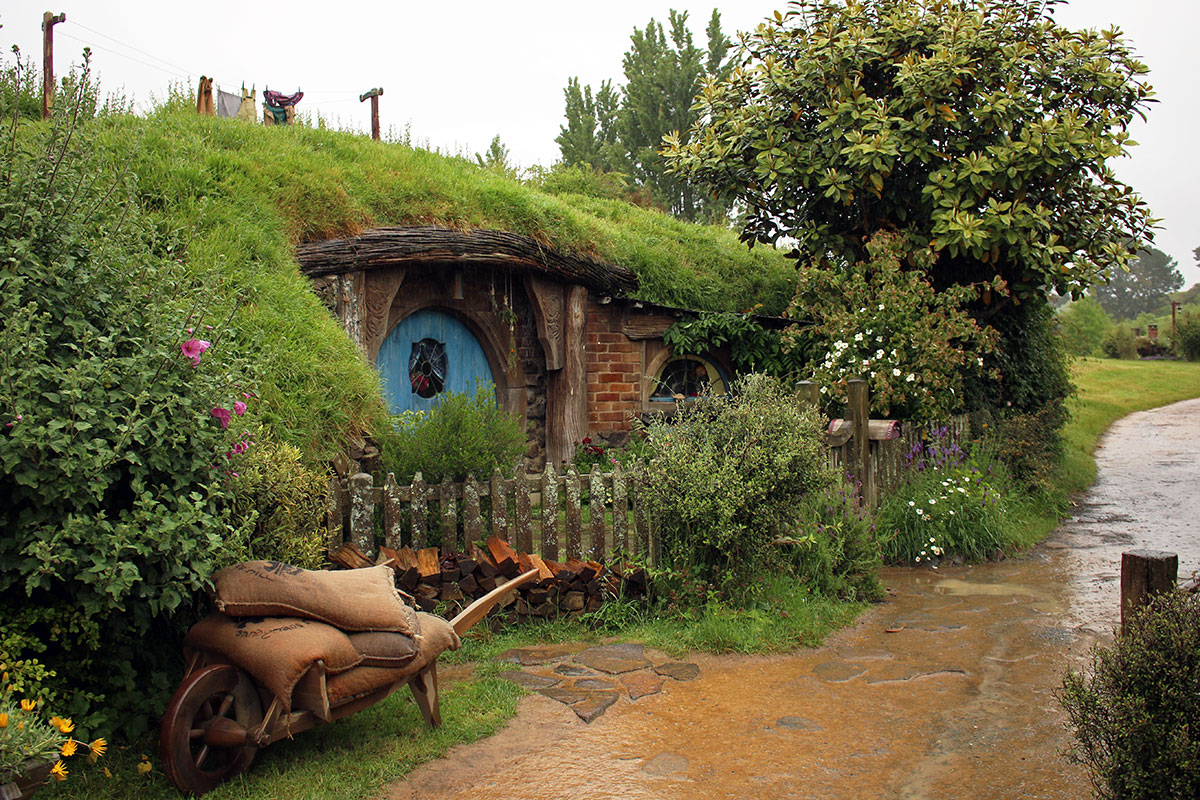 Driving to The Shire: Visiting Hobbiton By Motorhome