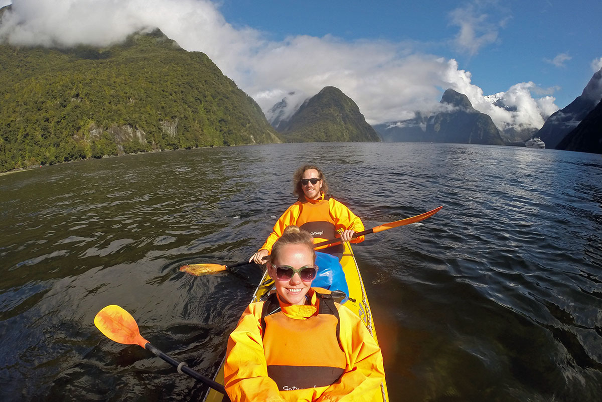 Pin it - Venture into Milford Sound