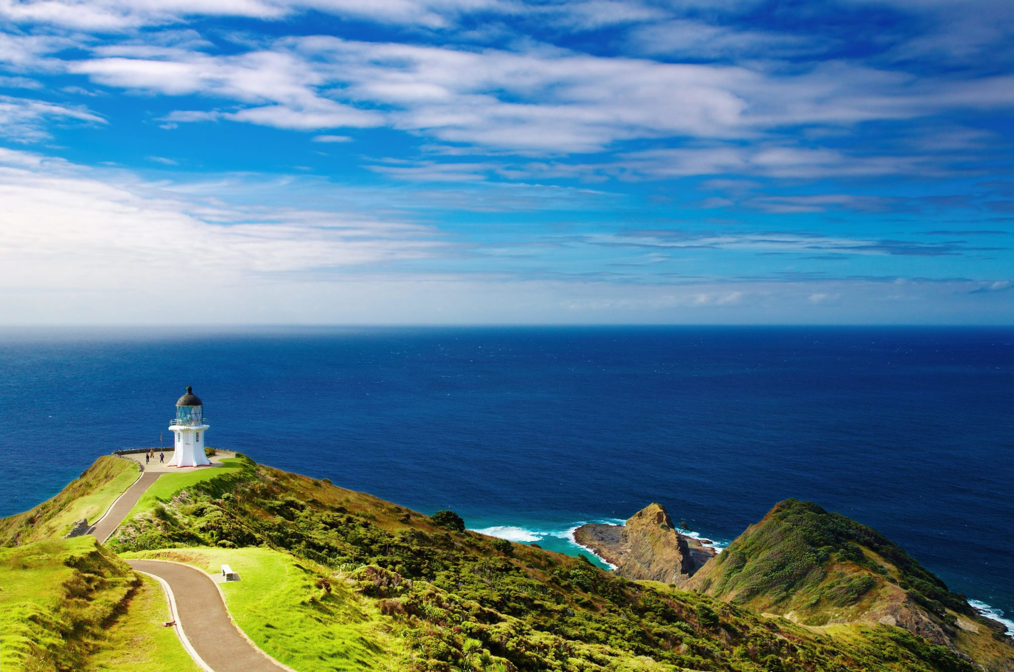 Cape Reinga - Top Sites to See in North of Auckland for World Masters Games 2017