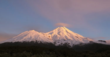 Visit Mount Egmont by Camper with Mighway