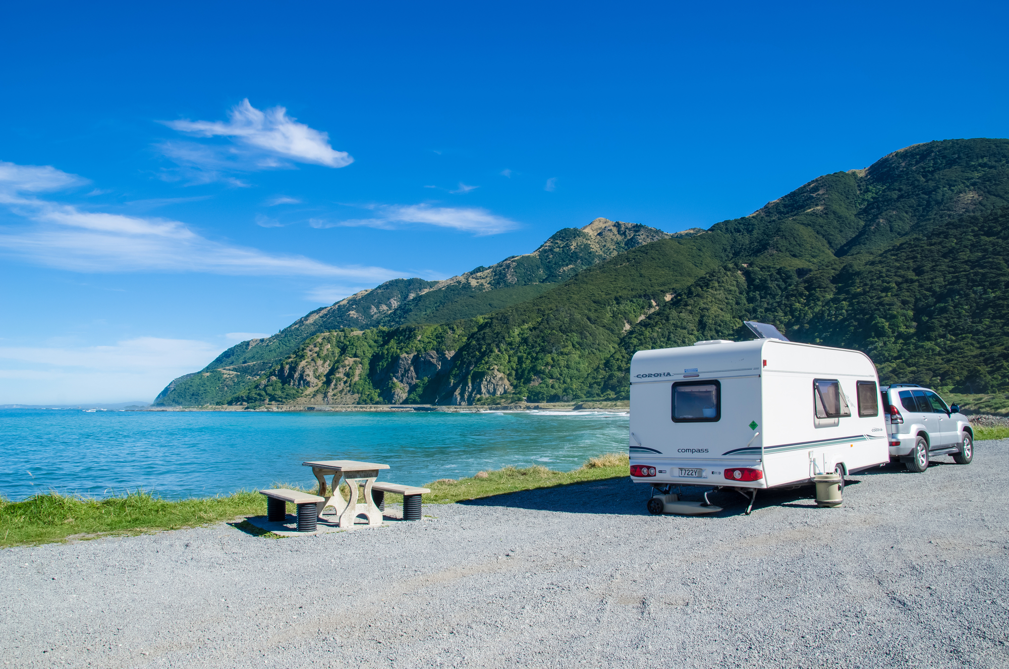 Campervan Hire NZ | On The Road Journal