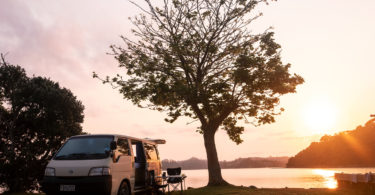 Campervan hire and what to pack