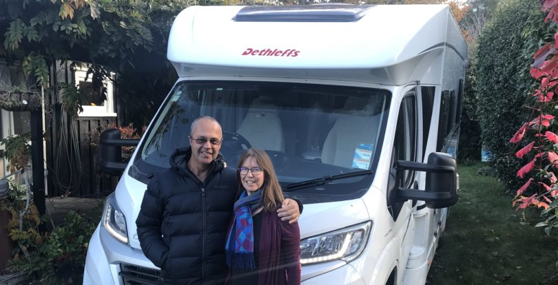Motorhome Owners: Dave and Michelle Umbers
